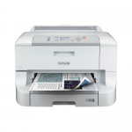 Imprimanta Inkjet Color Epson WorkForce Pro WF-8010DW, White