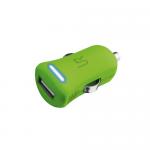 Incarcator auto Trust Universal 20154, 1x USB, 1A, Green