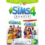 Joc EA Games THE SIMS 4 + CATS&DOGS Bundle pentru PC