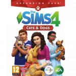 Joc EA Games THE SIMS 4 CATS & DOGS (EP4) pentru PC