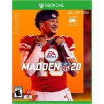 Joc EA Sports Madden NFL 20 pentru Xbox One