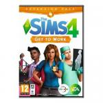 Joc Electronic Arts The SIMS 4 Get to Work, pentru PC