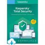 Kaspersky Total Security, Eastern Europe Edition, 1Device/1Year, Base Electronic
