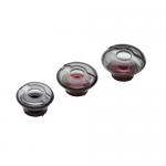 Kit eartips gel pentru casca Plantronics Voyager 5200, Medium