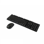 Kit Gamemax AM-KMCM01 - Tastatura, USB, Black + Mouse Optic, USB, Black