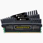 Kit Memorie Corsair Vengeance 12GB, DDR3-1600MHz, CL9, Triple Channel