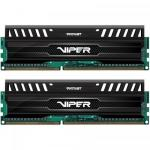 Kit Memorie Patriot ViperX 3 Black Mamba 8GB, DDR3-1866MHz, CL10, Dual Channel