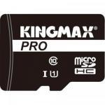 Memory Card microSDHC Kingmax 16GB, Class 10, UHS-I U1 + Adaptor SD
