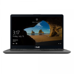 Laptop 2-in-1 Asus ZenBook Flip UX561UD-BO005T, Intel Core i7-8550U, 15.6inch Touch, RAM 8GB, SSD 128GB, nVidia GeForce GTX 1050 2GB, Windows 10, Smoky Grey