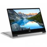 Laptop 2-in-1 Dell Inspiron 7391, Intel Core i7-10510U, 13.3inch Touch, RAM 16GB, SSD 512GB, Intel UHD Graphics, Windows 10, Silver