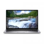 Laptop 2-in-1 Dell Latitude 9410, Intel Core I7-10610U, 14inch Touch, RAM 16GB, SSD 512GB, Intel UHD Graphics 620, Windows 10 Pro, Silver