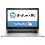 Laptop 2-in-1 HP EliteBook x360 1030 G2, Intel Core i5-7300U, 13.3inch Touch, RAM 8GB, SSD 256GB, Intel HD Graphics 620, 4G, Windows 10 Pro, Silver