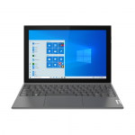 Laptop 2-in-1 Lenovo IdeaPad Duet 3 10IGL5-LTE, Intel Celeron N4020, 10.3inch Touch, RAM 4GB, eMMC 128GB, Intel UHD Graphics 600, 4G, Windows 10 S, Graphite Grey