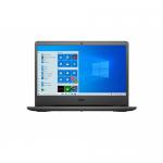 Laptop Dell Vostro 3401, Intel Core i3-1005G1, 14inch, RAM 8GB, SSD 256GB, Intel UHD Graphics, Windows 10 Pro, Black