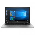 Laptop HP 250 G6, Intel Pentium Quad Core N4200U, 15.6inch, RAM 4GB, HDD 500GB, Intel HD Graphics 505, Windows 10, Asteroid Silver