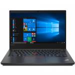Laptop Lenovo ThinkPad E14, Intel Core i7-10510U, 14inch, RAM 16GB, SSD 512GB, Intel UHD Graphics, Free DOS, Black
