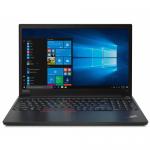 Laptop Lenovo ThinkPad E15, Intel Core i5-10210U, 15.6inch, RAM 8GB, SSD 256GB, Intel UHD Graphics, Windows 10 Pro, Black