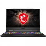 Laptop MSI GE65 Raider 9S, Intel Core i7-9750H, 15.6inch, RAM 16GB, SSD 512GB, nVidia GeForce RTX 2070 8GB, No OS, Black