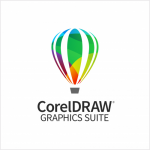 CorelDRAW Graphics Suite 2021 Enterprise License (includes 1 Yr CorelSure Maintenance)(1-4)