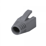Manson Logilink, Cat.6, RJ45, 8.0mm, 10buc, Grey