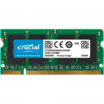 Memorie SO-DIMM Crucial, 1GB, DDR2-800MHz, CL6