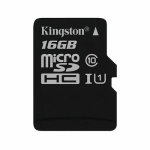 Memory Card Kingston microSDHC Canvas Select 16GB, Clasa 10