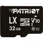 Memory Card Patriot LX Series Micro SDHC, 32GB, Class 10