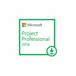 Microsoft Project Professional 2016, All languages, FPP