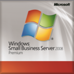 Microsoft Small Business Server 2008 Premium Add 1 User CAL