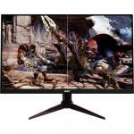 Monitor LED Acer Nitro VG220Q, 21.5inch, 1920x1080, 1MS, Black
