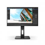 Monitor LED AOC 22P2DU, 21.5inch, 1920x1080, 4ms, Black
