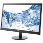 Monitor LED AOC E2470SWH, 23.6inch, 1920x1080, 1ms, Black