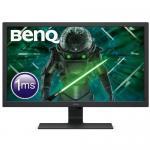Monitor LED BENQ GL2480, 24inch, 1920x1080, 1ms, Black