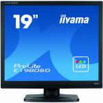 Monitor LED IIyama E1980SD-B1, 19inch, 1280x1024, 5ms, Black