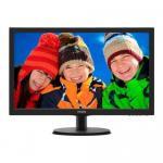 Monitor LED Philips 223V5LSB, 21.5inch, 1920x1080, 5ms, Black