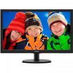 Monitor LED Philips 223V5LSB2/62, 21.5inch, 1920x1080, 5ms, Black