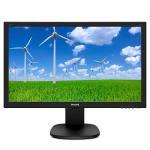 Monitor LED Philips 243S5LHMB, 23.6inch, 1920x1080, 1ms GTG, Black