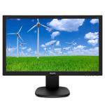 Monitor LED Philips 243S5LJMB, 23.6inch, 1920x1080, 1ms GTG, Black