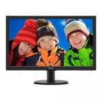 Monitor LED Philips 243V5LSB, 23.6inch, 1920x1080, 5ms, Black