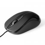 Mouse Optic Media-Tech Plano, USB, Black