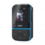 MP3 Player Sandisk Clip Sport Go, 32GB, Black-Blue