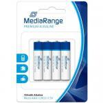 Baterii MediaRange MRBAT101, 1.5V, 4buc