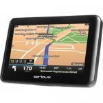 Navigator GPS Serioux Urban Pilot UPQ430FE, 4.3inch + Harta Europei