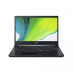 Laptop Acer Aspire 7 A715-41G-R1QU, AMD Ryzen 5 3550H, 15.6inch, RAM 8GB, SSD 256GB, nVidia GeForce GTX 1650 4GB, Linux, Charcoal Black
