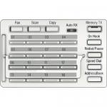Panou de comanda Konica MK-733 pentru functiile de scanare si fax Biz 215