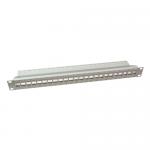 Patch Panel Logilink, 24x porturi, Grey