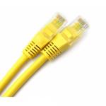 Patchcord Spacer, UTP, Cat.5e, 0.25m, Yellow