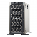 Server Dell PowerEdge T340, Intel Xeon E-2224, RAM 16GB, HDD 1TB + SDD 480GB, PERC H330, PSU 2x 495W, No OS