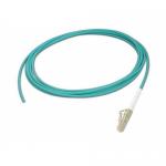 Pigtail AMP 6536966-2 LC/UPC, 2m, Aqua