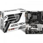 Placa de baza ASRock AB350 Pro4, AMD B350, socket AM4, ATX
